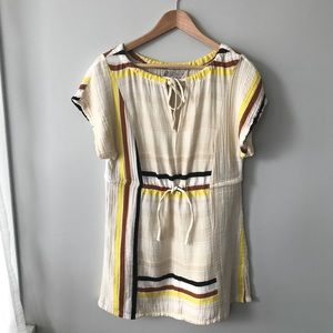 Ace & Jig Turnaround Dress - Antique Gauze